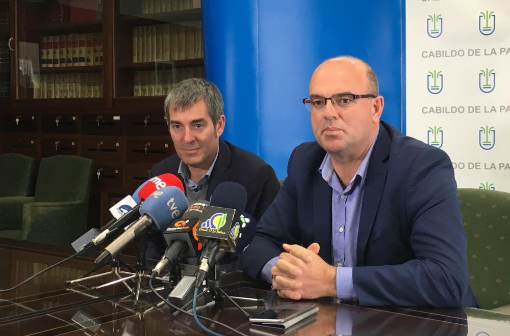 Resultado de imagen de La Palma recibirá 207 millones de euros en diez años gracias al FDCAN